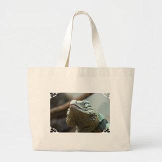 Iguana de Gran Caimán Bolsa