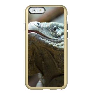 Iguana de Gran Caimán Funda Para iPhone 6 Plus Incipio Feather Shine