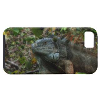 Iguana de la selva funda para iPhone 5 tough