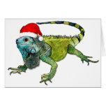 Iguana de Santa Felicitaciones