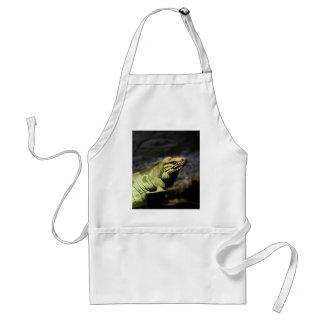 Iguana Delantal