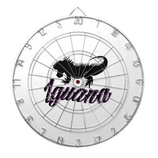 Iguana Tablero De Dardos