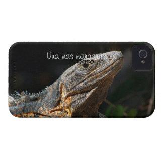Iguana en el Sun; Recuerdo de México iPhone 4 Protector