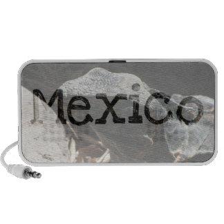 Iguana en las sombras; Recuerdo de México Altavoces
