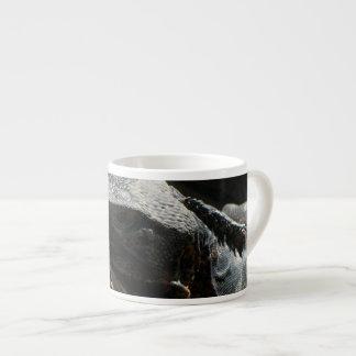 Iguana en las sombras tazas espresso