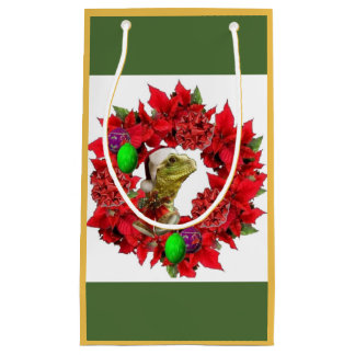 Iguana Have a Great Holiday Gift Bag
