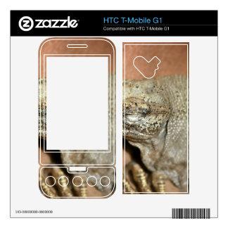 Iguana HTC T-Mobile G1 Skin
