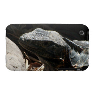 Iguana in the Shadows iPhone 3 Case-Mate Case