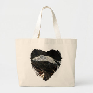 Iguana in the Shadows Large Tote Bag