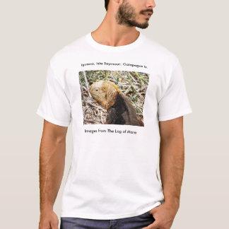Iguana, Isla Seymour, Galapagos Is. T-Shirt