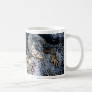 Iguana, Islas las Plazas, Galapagos Coffee Mug