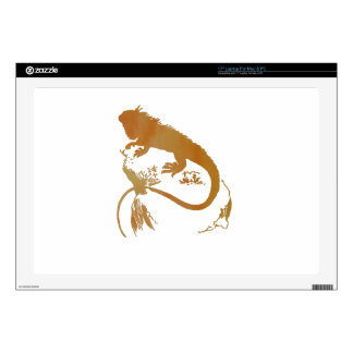 Iguana Laptop Decals