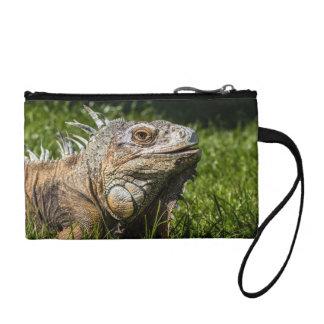 Iguana Lizard Change Purses