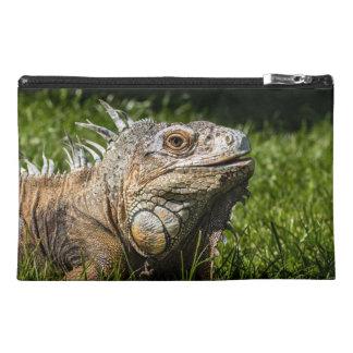 Iguana Lizard Travel Accessory Bag