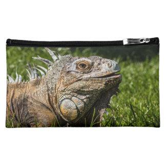 Iguana Lizard Cosmetic Bag