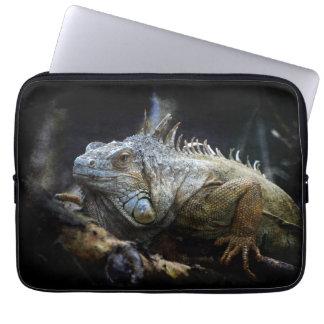 Iguana Lizard Reptile Laptop Sleeve