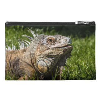 Iguana Lizard Travel Accessory Bag