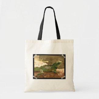 Iguana Photos Budget Tote Bag