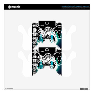 IGUANA PRODUCTS PS3 CONTROLLER DECAL
