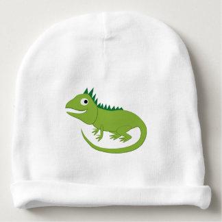 Iguana - Rainforest Newborn Hat