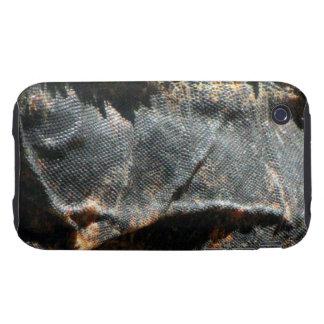 Iguana Skin Detail iPhone 3 Tough Cover