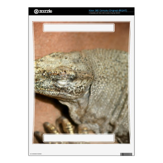 Iguana Skin For Xbox 360 Console