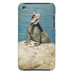 Iguana Tropical Animal Photography Barely There iPod Cases