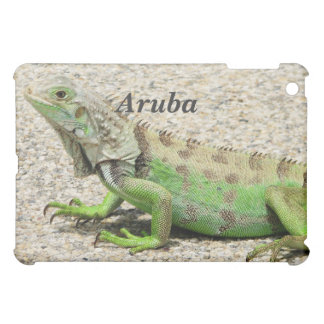 Iguana verde de Aruba