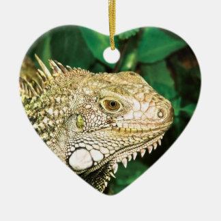 Iguanas hanging gift ornaments