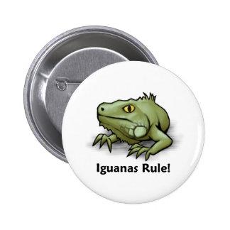 Iguanas Rule! Pin