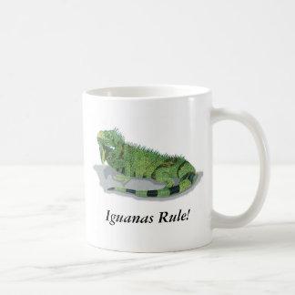 Iguanas Rule! Coffee Mug