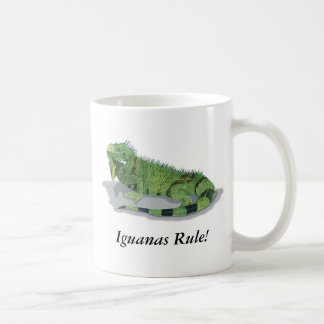 Iguanas Rule! Mug