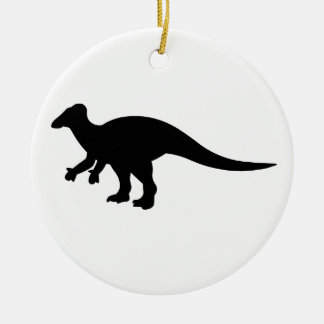 Iguanodon Dinosaur Ceramic Ornament