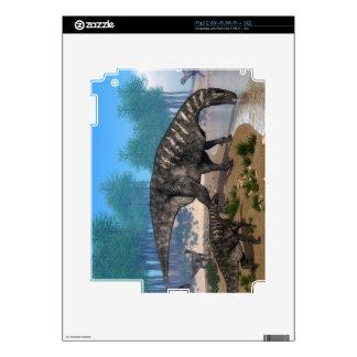 Iguanodon dinosaurs iPad 2 decal
