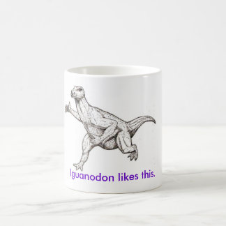 Iguanodon likes this. coffee mug