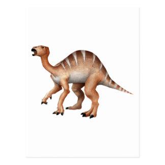 Iguanodon Tarjetas Postales