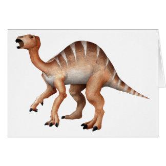 Iguanodon Tarjetón