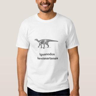 Iguanodonbernskellarg, Iguanodon bernissartensis T-Shirt