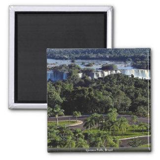 Iguassu Falls, Brazil Magnet