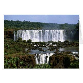 Iguassu Falls Card