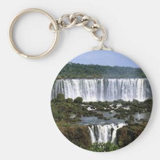 Iguassu Falls Keychain