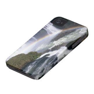 Iguassu Falls, Parana State, Brazil. Aerial view Case-Mate iPhone 4 Cases