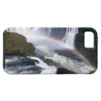 Iguassu Falls, Parana State, Brazil. Aerial view iPhone 5 Covers