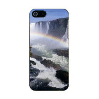Iguassu Falls, Parana State, Brazil. Aerial view Incipio Feather® Shine iPhone 5 Case