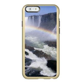Iguassu Falls, Parana State, Brazil. Aerial view Incipio Feather® Shine iPhone 6 Case