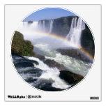 Iguassu Falls, Parana State, Brazil. Aerial view Room Graphic