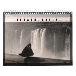 Iguazu_Calender Calendarios