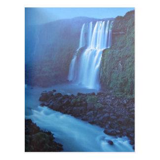 Iguazú cases postcard