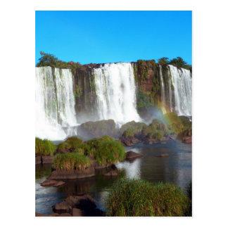 Iguazu Falls 2 Postcard