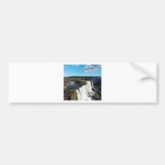 Iguazu Falls 3 Bumper Sticker